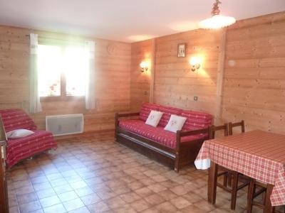 Holiday in mountain resort 2 room apartment 4 people (301) - Chalet la Cythéria - Le Grand Bornand - Living room