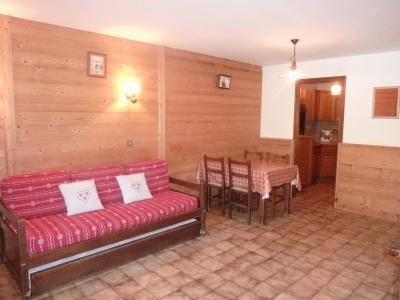 Holiday in mountain resort 2 room apartment 4 people (301) - Chalet la Cythéria - Le Grand Bornand - Pull-out sofa