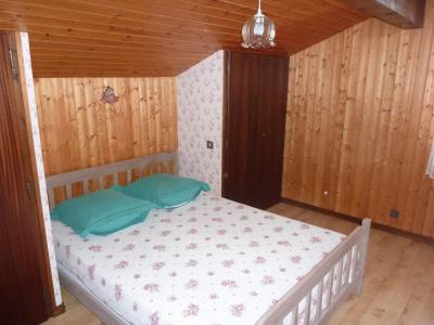Holiday in mountain resort 3 room apartment 6 people (302) - Chalet la Cythéria - Le Grand Bornand - Bedroom under mansard
