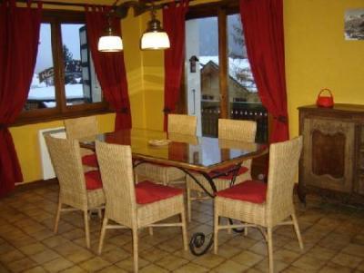Vacances en montagne Appartement duplex 3 pièces 6 personnes - Chalet la Galettière - Châtel