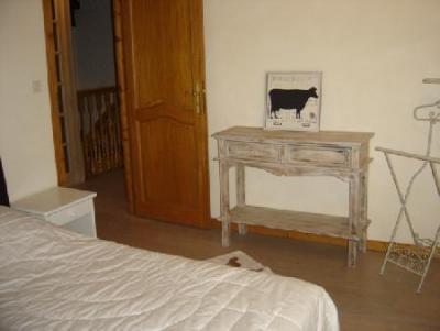 Vacances en montagne Appartement duplex 3 pièces 6 personnes - Chalet la Galettière - Châtel - Chambre