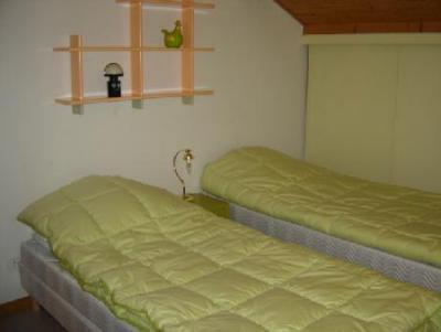 Vacances en montagne Appartement duplex 3 pièces 6 personnes - Chalet la Galettière - Châtel - Lit simple