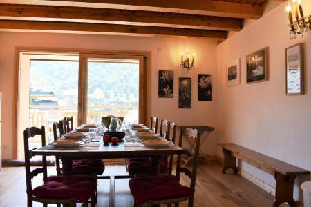 Vacances en montagne Chalet 5 pièces 12 personnes - Chalet la Mia - Méribel - Logement
