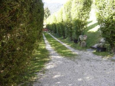 Location Chatel : Chalet La Minaudiere été