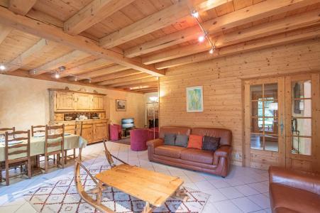 Vacances en montagne Chalet 8 pièces 12 personnes - Chalet la Persévérance - Chamonix - Chambre