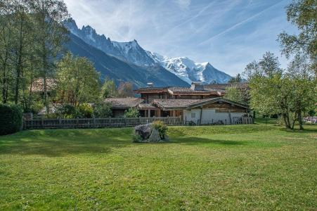 Location Chamonix : Chalet la Persévérance été