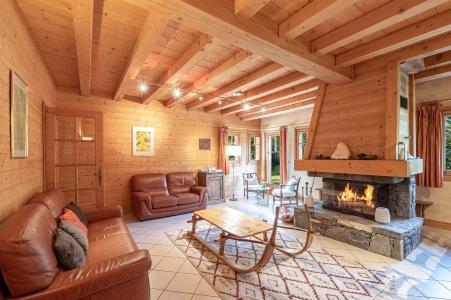 Vacances en montagne Chalet la Persévérance - Chamonix - Séjour