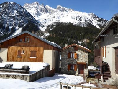 Location Pralognan-la-Vanoise : Chalet La Petite Maison hiver