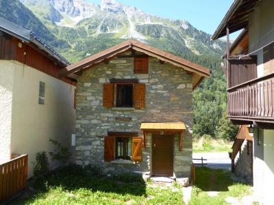Alquiler Pralognan-la-Vanoise : Chalet la Petite Maison verano