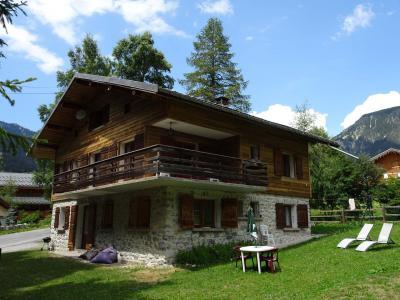 Rent in ski resort Chalet la T'Santela - Pralognan-la-Vanoise - Summer outside