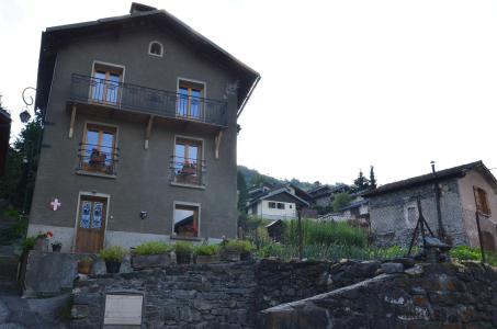 Location Saint Martin de Belleville : Chalet la Tarine été