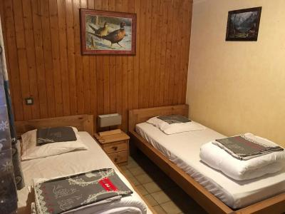 Holiday in mountain resort Chalet le 1244 - Champagny-en-Vanoise - Bedroom