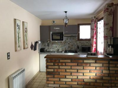 Holiday in mountain resort Chalet le 1244 - Champagny-en-Vanoise - Kitchen