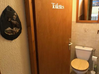 Holiday in mountain resort Chalet le 1244 - Champagny-en-Vanoise - Separated WC