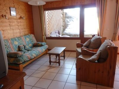 Holiday in mountain resort Chalet le Camy - Le Grand Bornand - Bench seat