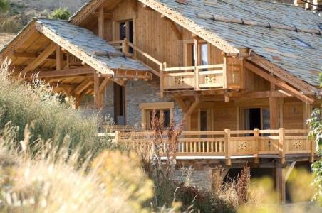 Location Les 2 Alpes : Chalet le Challenge hiver