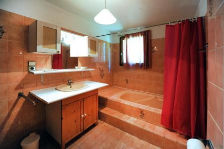 Vacances en montagne Appartement 3 pièces 4-6 personnes - Chalet le Chamois - Les Menuires - Salle de bains