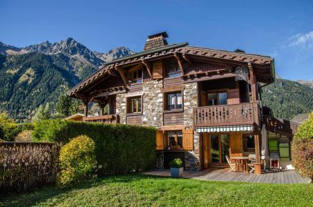 Vacances en montagne Chalet le Col du Dôme - Chamonix