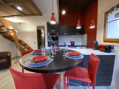 Vacances en montagne Appartement 3 pièces 4 personnes (GOLF) - Chalet le Col du Dôme - Chamonix - Chambre