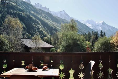 Vacances en montagne Appartement 3 pièces 4 personnes (GOLF) - Chalet le Col du Dôme - Chamonix - Cuisine