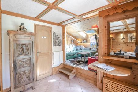Vacances en montagne Appartement 3 pièces 4 personnes (PIC) - Chalet le Col du Dôme - Chamonix - Logement
