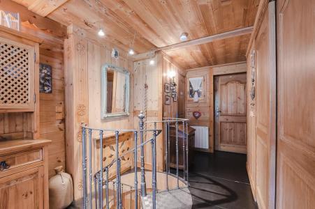 Vacances en montagne Appartement 3 pièces 4 personnes (PIC) - Chalet le Col du Dôme - Chamonix - Séjour