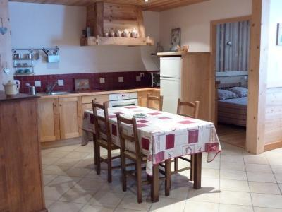 Rental Le Grand Bornand : Chalet le Corty summer