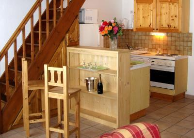 Summer accommodation Chalet le Cristal