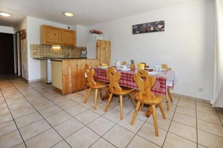 Vacances en montagne Appartement 3 pièces 6 personnes (2) - Chalet le Cristal - Les Menuires - Salle à manger