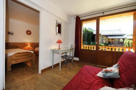 Vacances en montagne Appartement duplex 6 pièces 13 personnes (1) - Chalet le Cristal - Les Menuires - Canapé-lit