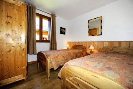 Vacances en montagne Appartement duplex 6 pièces 13 personnes (1) - Chalet le Cristal - Les Menuires - Lit simple