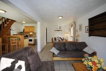 Vacances en montagne Appartement duplex 6 pièces 13 personnes (1) - Chalet le Cristal - Les Menuires - Table basse