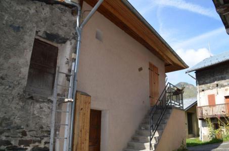 Location Saint Martin de Belleville : Chalet le Dahu hiver