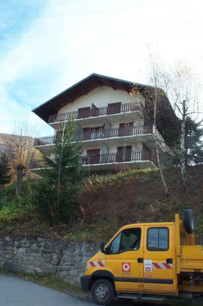 Location au ski Chalet Le Dorvet Bat A - Valloire - Extérieur été