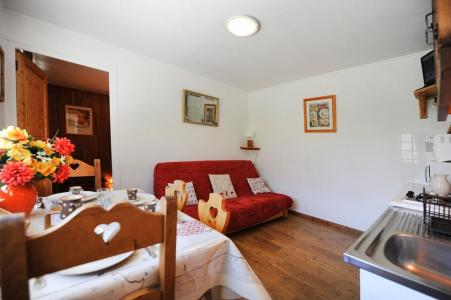 Vacances en montagne Appartement 2 pièces coin montagne 4 personnes - Chalet le Génépi - Les Menuires - Canapé
