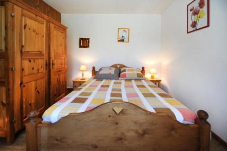 Vacances en montagne Appartement 2 pièces coin montagne 4 personnes - Chalet le Génépi - Les Menuires - Chambre