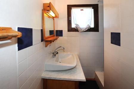 Vacances en montagne Appartement 5 pièces 8 personnes - Chalet le Génépi - Les Menuires - Baignoire