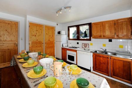 Vacances en montagne Appartement 5 pièces 8 personnes - Chalet le Génépi - Les Menuires - Kitchenette