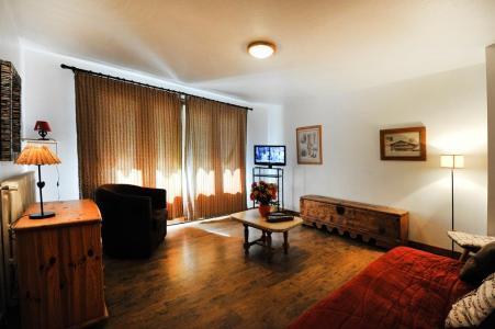 Vacances en montagne Appartement 5 pièces 8 personnes - Chalet le Génépi - Les Menuires - Tv à écran plat