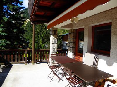 Rent in ski resort 5 room chalet 8 people - Chalet le Grand Pré - Pralognan-la-Vanoise - Summer outside