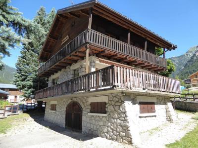 Rent in ski resort Chalet le Grand Pré - Pralognan-la-Vanoise - Summer outside