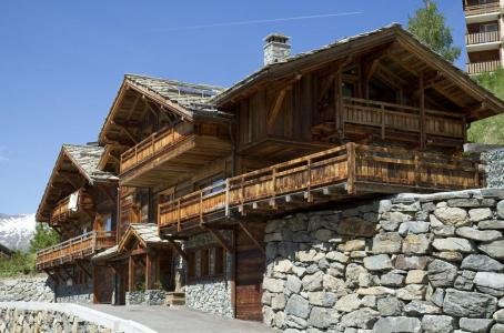 Summer accommodation Chalet le Lys
