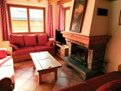 Huur  : Chalet Le Lys Blanc zomer
