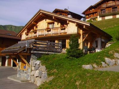 Holiday in mountain resort 7 room duplex chalet 14 people - Chalet le Marjency - Le Grand Bornand