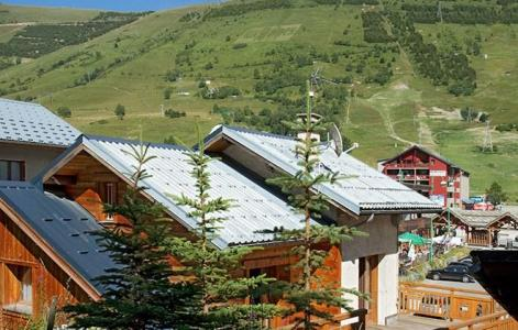 Rental Les 2 Alpes : Chalet le Marmotton summer