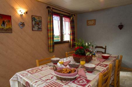 Vacances en montagne Appartement 3 pièces 6 personnes - Chalet le Marmouset - Châtel