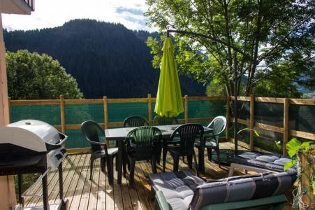 Rental Châtel : Chalet le Marmouset winter
