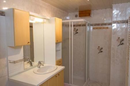 Vacances en montagne Appartement 3 pièces 6 personnes - Chalet le Marmouset - Châtel - Douche