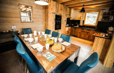 Summer accommodation Chalet le Mas des Neiges