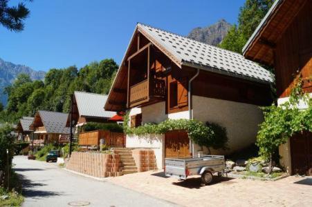 Location au ski Chalet triplex 6 pièces 11 personnes - Chalet Le Meleze - Les 2 Alpes - Extérieur été